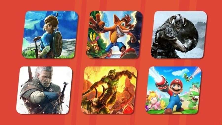 Nintendo's Digital Deals Sale Is Now Live, Up To 75% Off Hundreds Of Switch Games 1