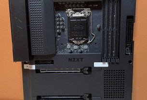 NZXT N7 Z590, The Third Instalment Of Their Intel Boards 4