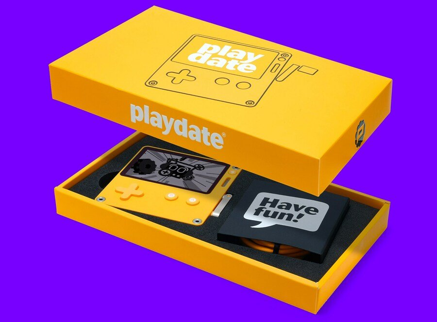 Panic's Cool Little Handheld, Playdate, Gets New Details On Pre-Orders And More 1