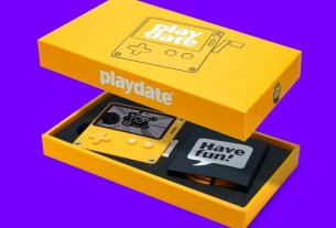 Panic's Cool Little Handheld, Playdate, Gets New Details On Pre-Orders And More 2