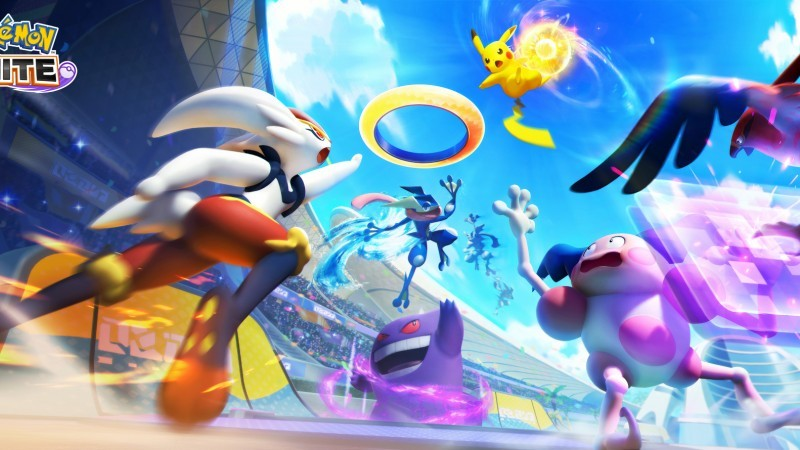 Pokémon Unite Launching On Switch This Year, Everything We Know About The MOBA So Far 1