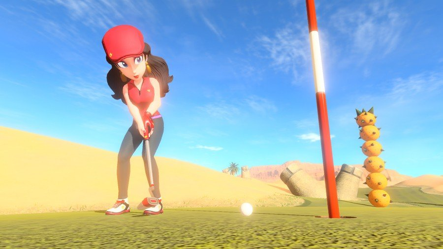 Poll: Mario Golf: Super Rush Is Out Today On Switch, Are You Getting It? 1