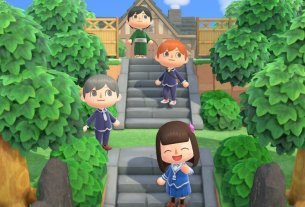 Random: Live Out Your Anime Dreams On The Animal Crossing Fruits Basket Island 4