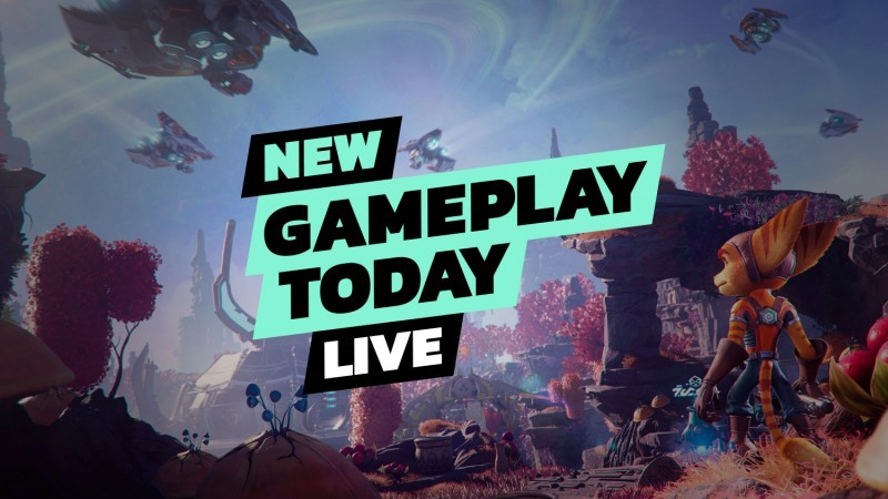 Ratchet & Clank: Rift Apart: The First Three Hours – New Gameplay Today Live 1