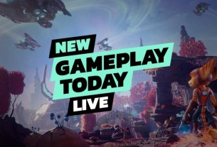 Ratchet & Clank: Rift Apart: The First Three Hours – New Gameplay Today Live 3