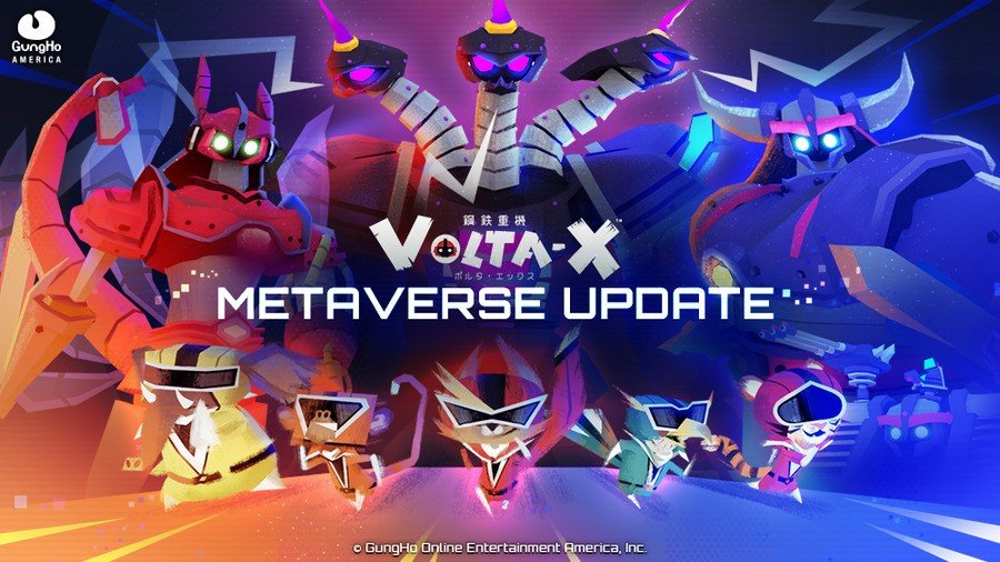 RTS Mech-Battler Volta-X Gets New Mode, Weapons And More In 'Metaverse' Update 1