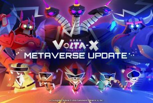RTS Mech-Battler Volta-X Gets New Mode, Weapons And More In 'Metaverse' Update 4
