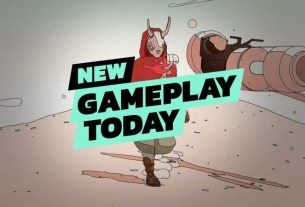 Sable – New Gameplay Today 3