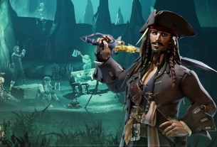 Sea of Thieves: A Pirate's Life Gameplay Images Unleashed As Two Pirate Worlds Collide 3
