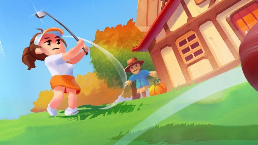 Sidebar Games Offers A Fresh Update On Sports Story, Golf Story Gets 50% Discount 1