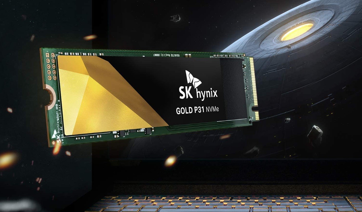 SK Hynix Gold P31 1TB NVMe – Quick Look Review 1