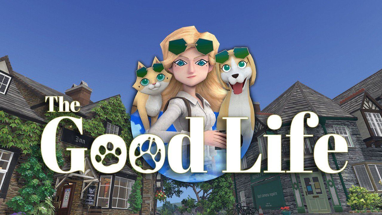 Swery's Quirky 'Debt Repayment RPG', The Good Life, Is Due On Switch This Fall 1