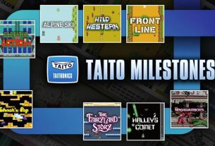Taito Milestones Is A Collection Of Arcade Archives Titles Heading To Switch 3