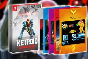 The Metroid Dread Special Edition Set Is Looking A Bit Tasty 3