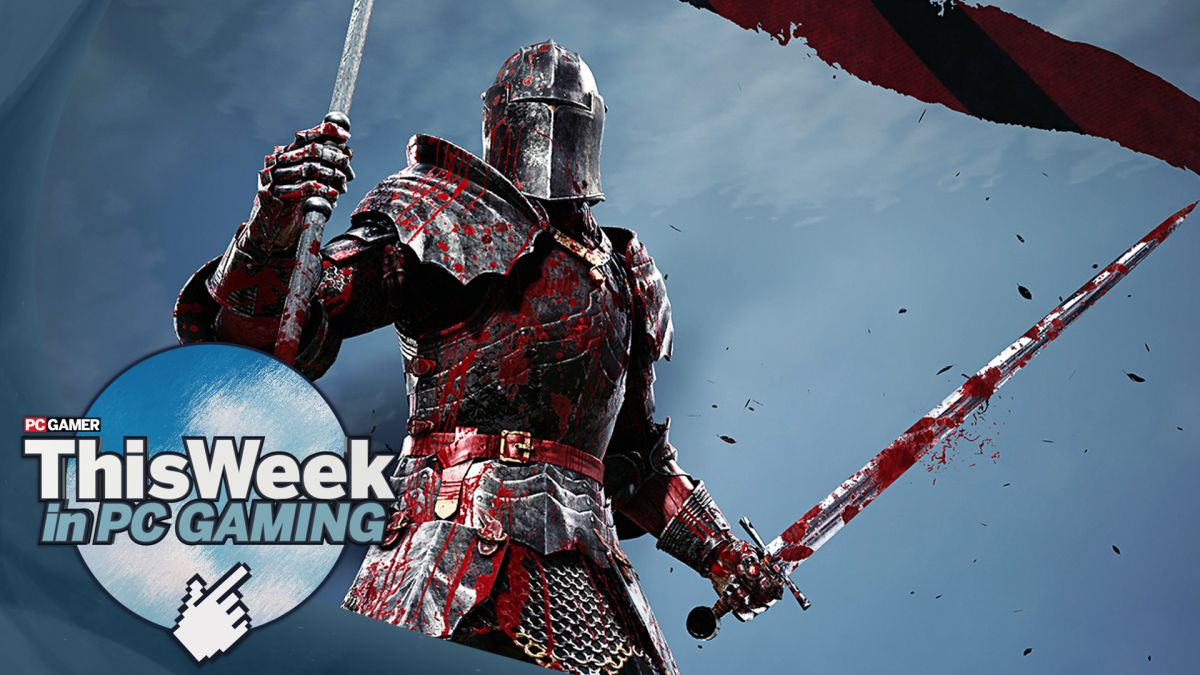 This week in PC gaming: Chivarly 2 and Backbone Future 1