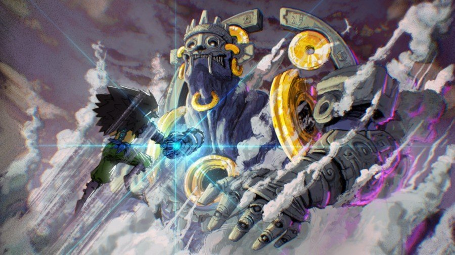 Video: Indie World Star Aztech Forgotten Gods Fights Its Way To Switch This Fall 1