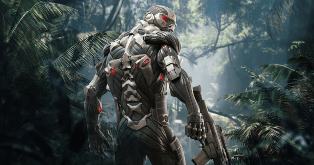 We're getting a Crysis 2 and Crysis 3 remaster later this year crysis remastered 2