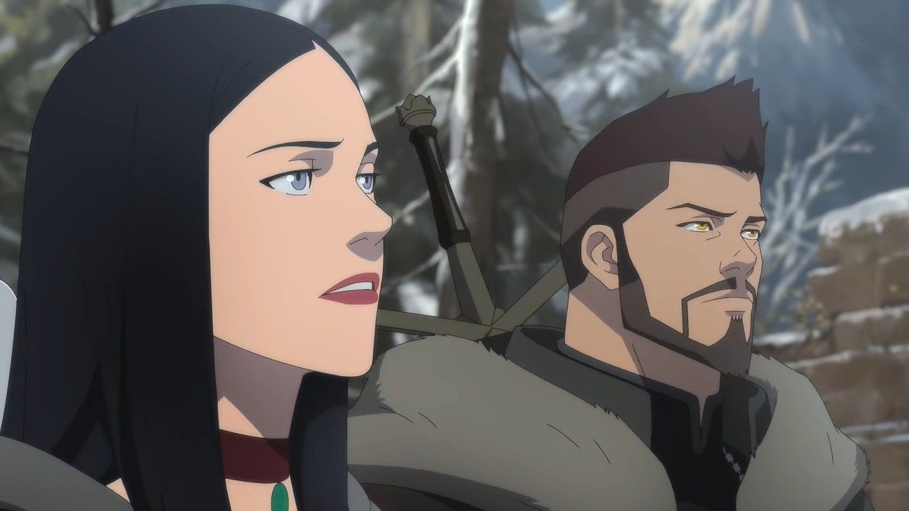 Netflix Shares First Teaser Of Its New Anime Movie The Witcher: Nightmare Of The Wolf 1