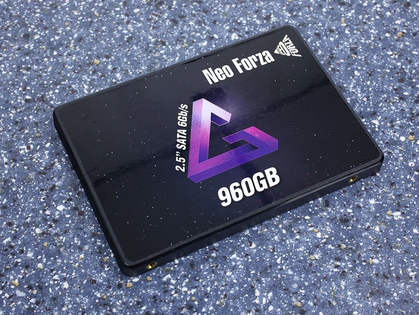 Remember Neo Forza? Here's Their NFS01 1TB SATA SSD 1