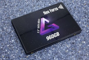 Remember Neo Forza? Here's Their NFS01 1TB SATA SSD 4