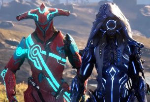 Warframe Is Getting A Cross-Play And Cross-Save Update 2