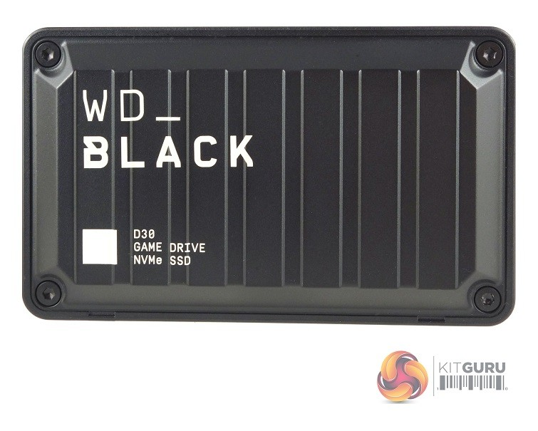 WD Black D30 Game Drive, Take Steam On The Road 1
