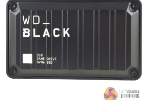 WD Black D30 Game Drive, Take Steam On The Road 3