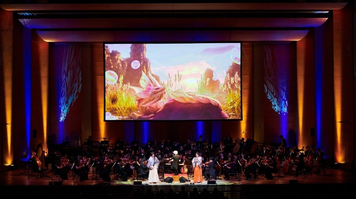Capcom's annual Monster Hunter live orchestra concert streaming online this month 1