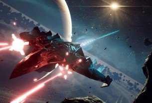 Chorus Looks To Reinvent The Space Shooter 3
