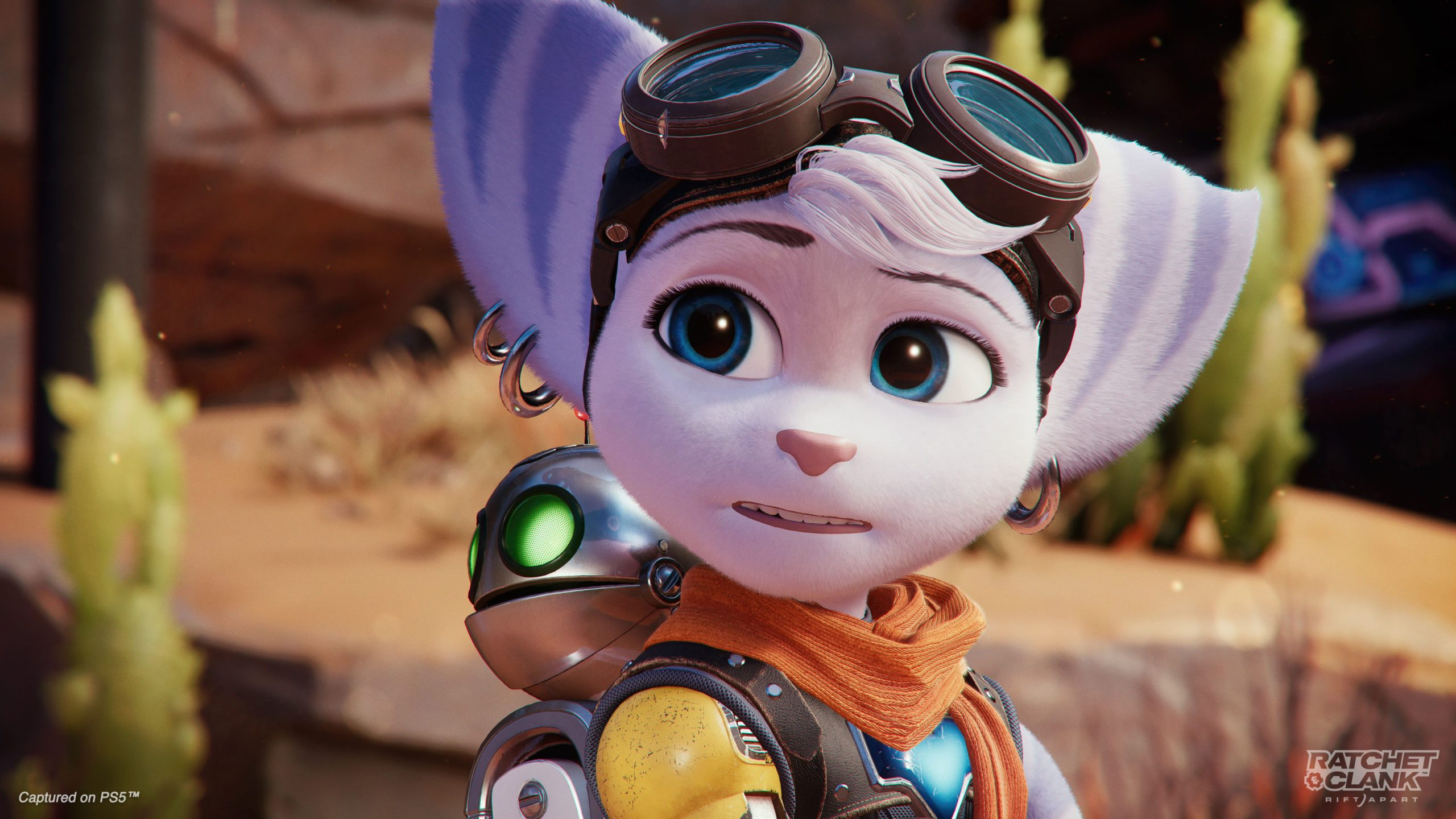 Deconstructing the impeccable animation of Ratchet & Clank: Rift Apart 1