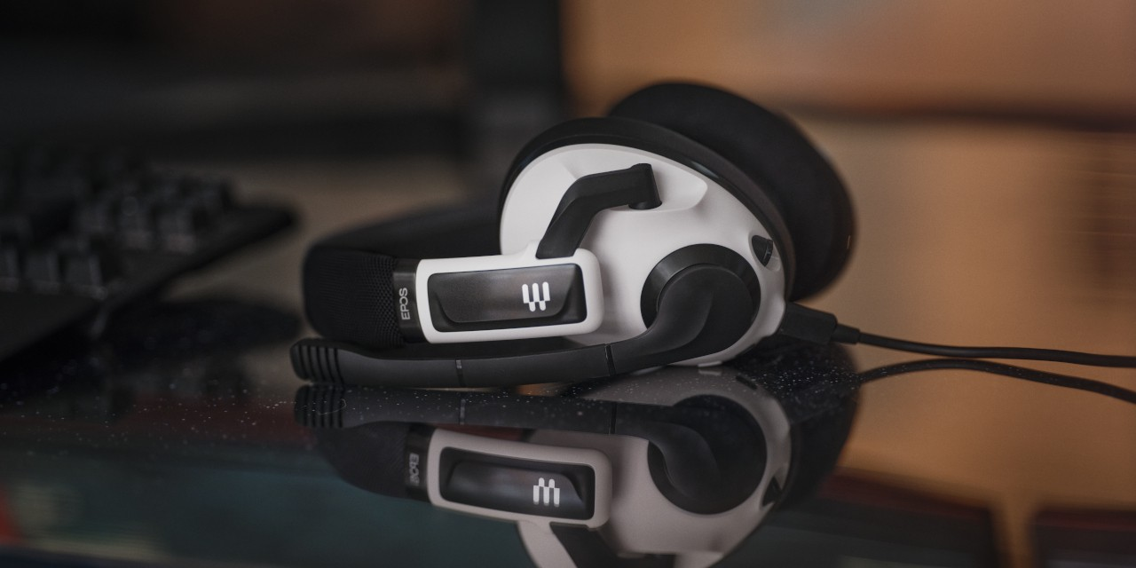 EPOS Launches H3 Hybrid Gaming Headset 1