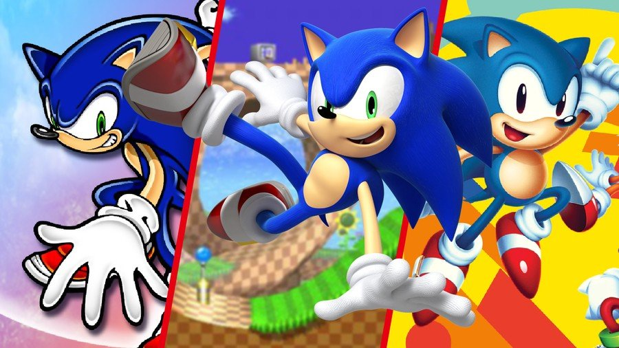 Feature: 30 Years Of Sonic The Hedgehog - The Many Faces Of Mario's Biggest Rival 4