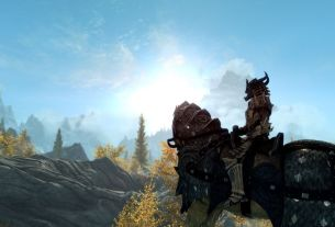 Here's a mod to boost your outdoor framerate in Skyrim Special Edition Ominous ENB makes Whiterun gloomy 5