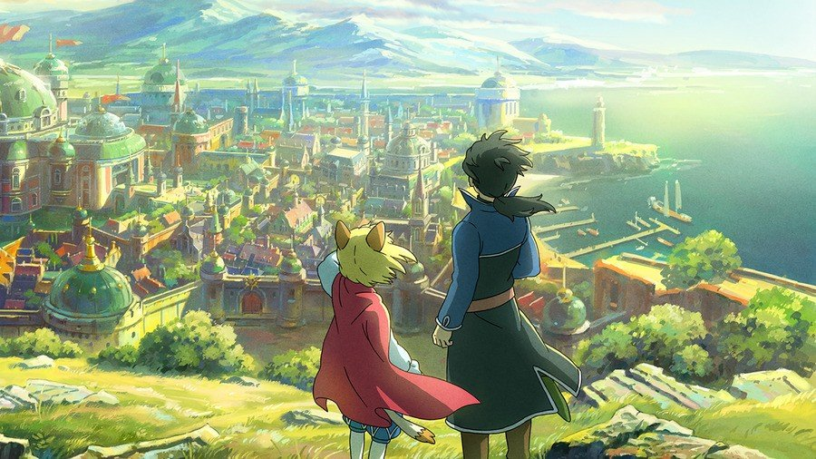 Japanese Charts: Ni no Kuni II Enters The Top Ten, But Switch Hardware Sales Are Down 1