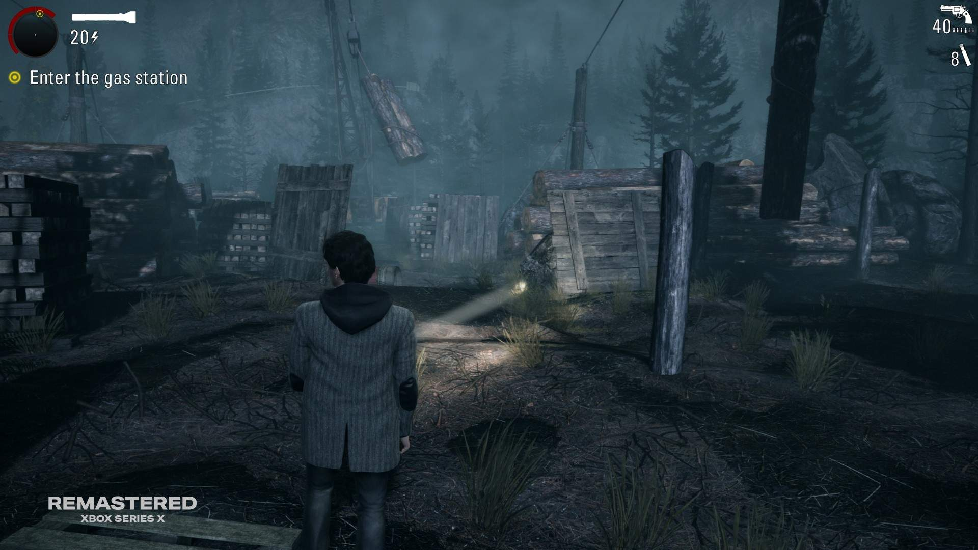 Judging a Book by Its Cover: The Making of Alan Wake Remastered 1