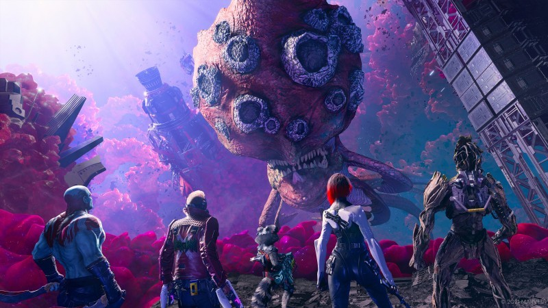 Marvel's Guardians Of The Galaxy Preview – Hands-On With The Interstellar Adventure 1