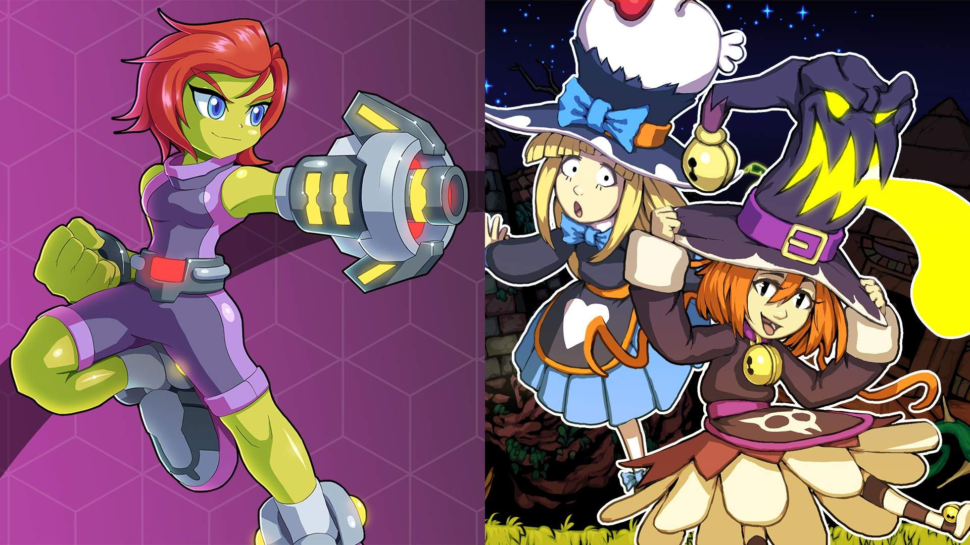 Moon Raider And Sweet Witches Bundle Is Now Available For Xbox One And Xbox Series X|S 1