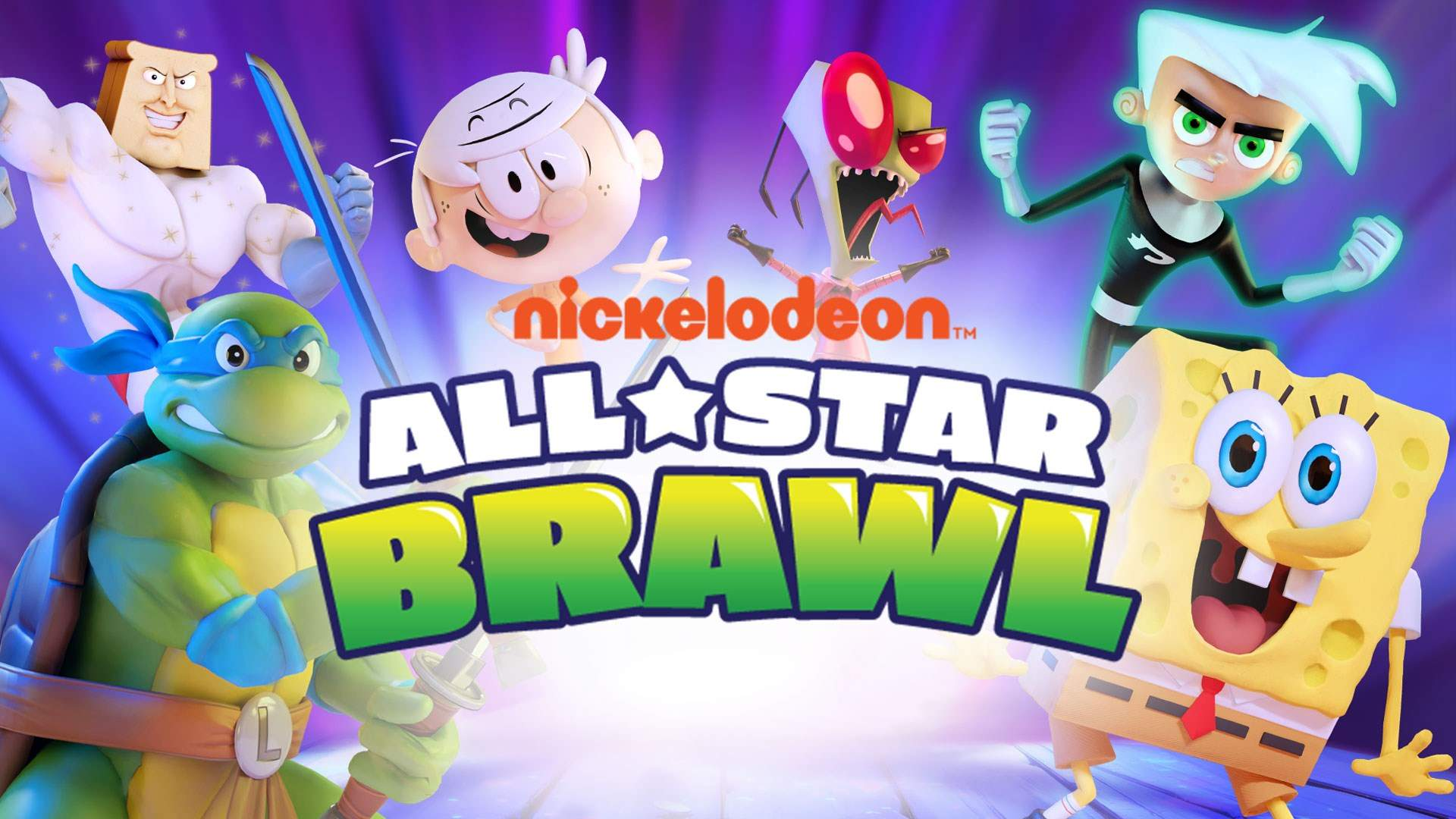 Nickelodeon All-Star Brawl Is Now Available For Digital Pre-order And Pre-download On Xbox One And Xbox Series X|S 1