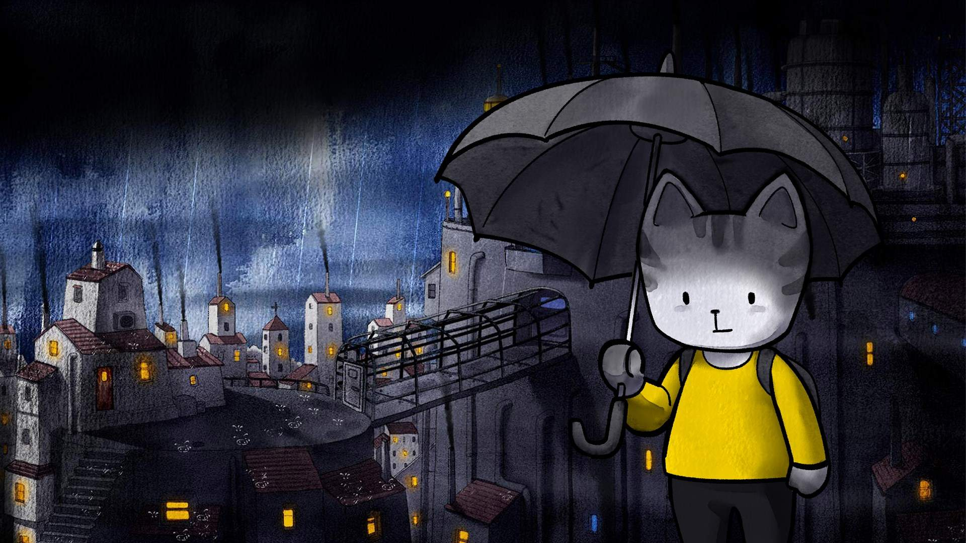 RainCity Is Now Available For Digital Pre-order And Pre-download On Xbox One And Xbox Series X|S 1