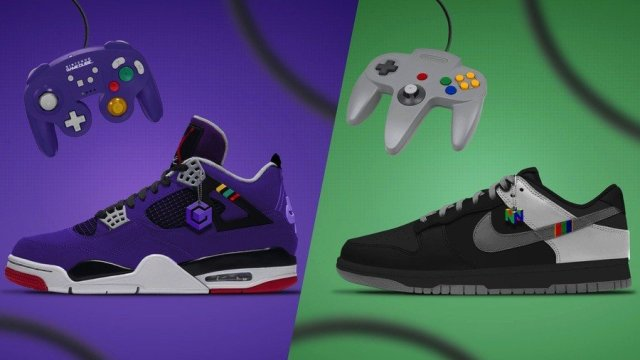 Gaming Shoe Concepts