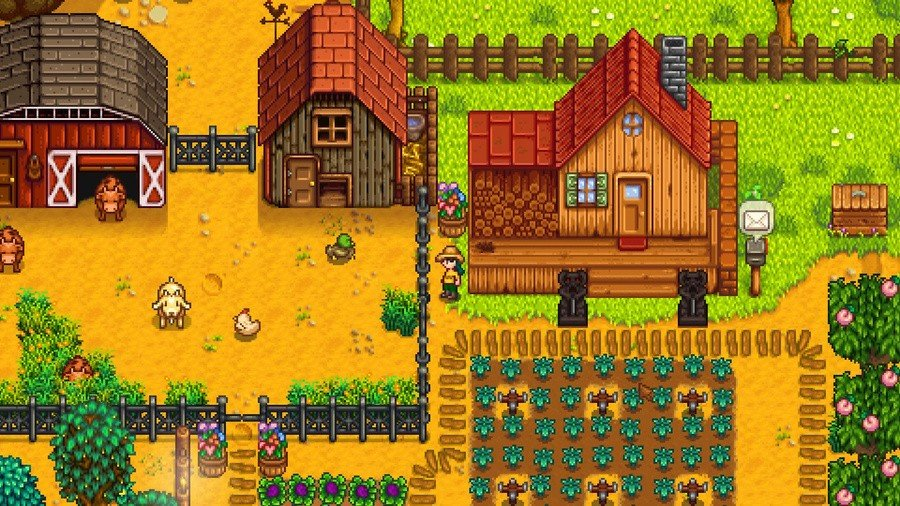 """Stardew Valley Creator Still Unsure About Future Updates, Says He's Currently Focused On The """"Next Game"""" 2"""