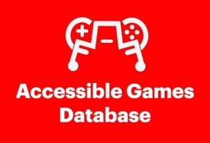 Accessible Games Database Helps Locate Accessible Games To Play 2