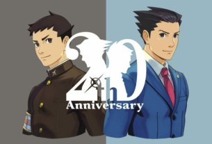Capcom Launches Ace Attorney 20th Anniversary Website 2