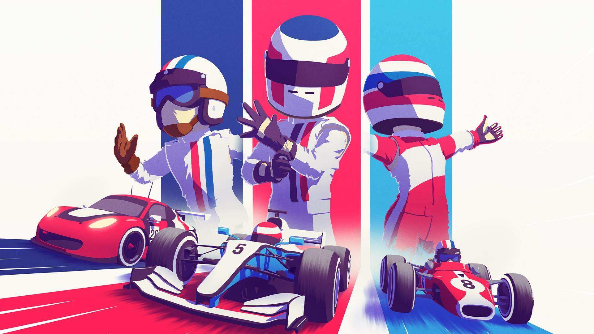 Circuit Superstars – Top Gear Time Attack Is Now Available For Xbox One And Xbox Series X|S 1