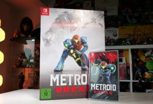 Gallery: Feast Your Eyes On Metroid Dread's Special Edition 3