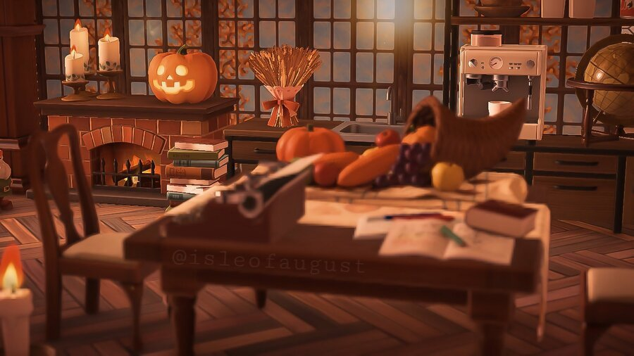 It's Officially Spooky Season In Animal Crossing: New Horizons 1