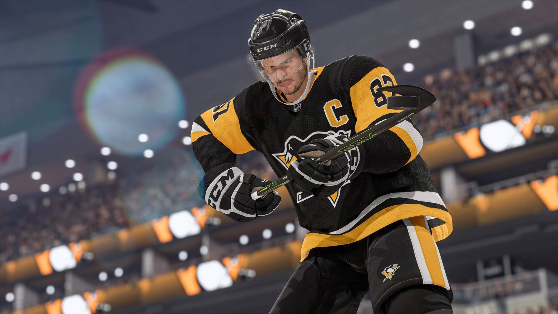 The Puck Drops in NHL 22 Today with EA Play 1