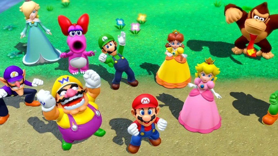 Video: Check Out This Introduction Trailer For Mario Party Superstars Ahead Of Its Launch This Month 1