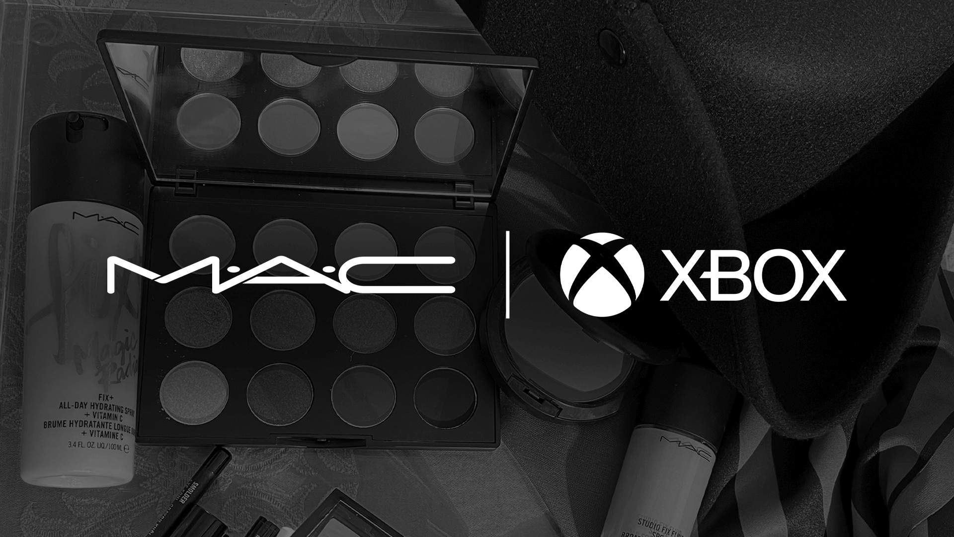 Xbox and MAC Cosmetics Bring Game Pass Characters to Life This Halloween 1
