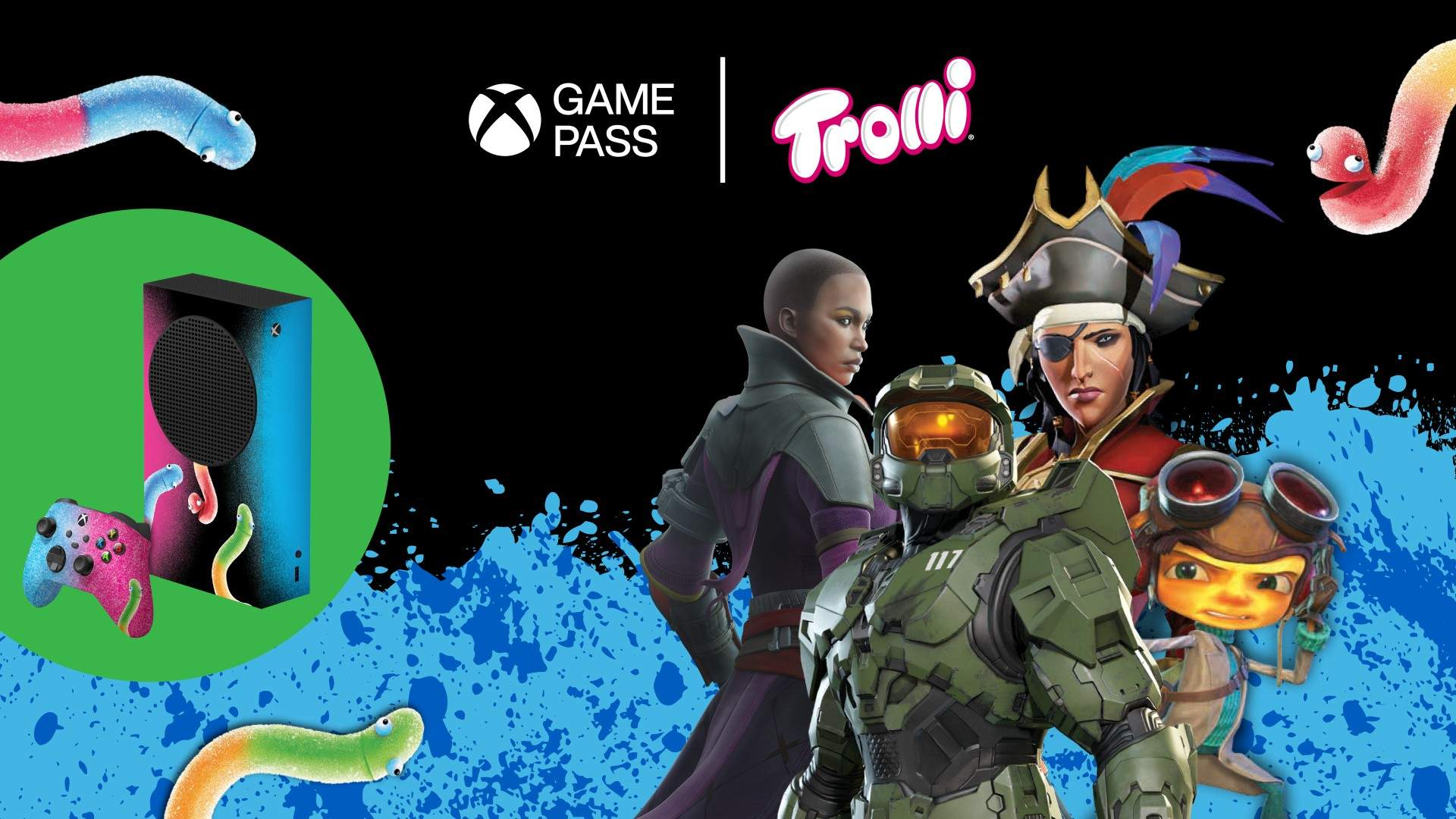 Xbox and Trolli Unveil Limited-Edition Packaging to Celebrate Xbox 20th Anniversary 1